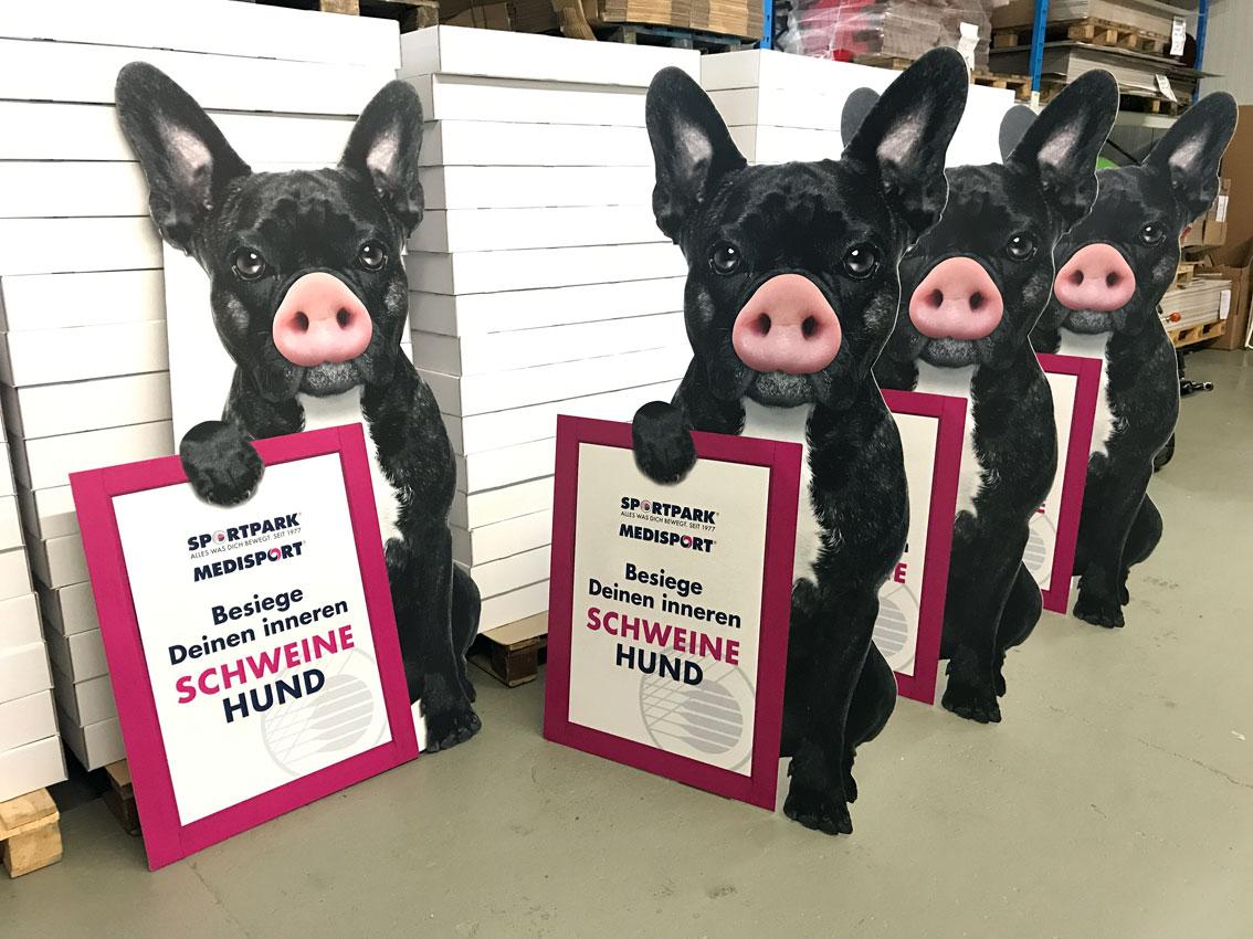 1_Schweinehund-Aufsteller
