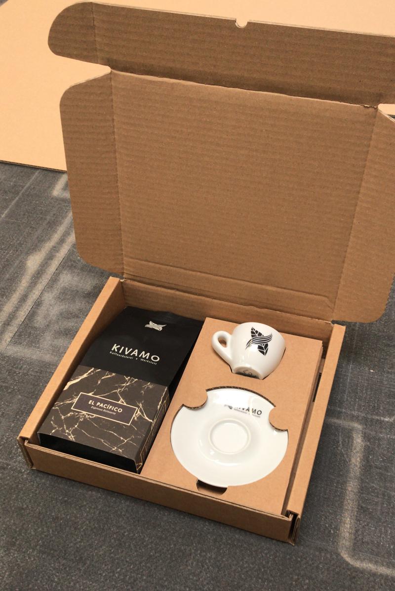 KIVAMO-Geschenkverpackung