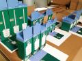Verpackungensentwicklung Serie