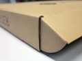Wellpappe-Verpackung-Musterbox