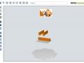 Sprengzeichnung-Display-3D-Visualisierung
